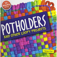 Klutz Potholders and other Loopy Projects-BuyBookBook