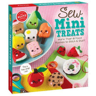 Klutz Sew Mini Treats-BuyBookBook