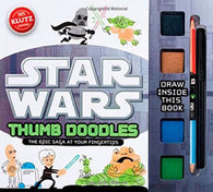 Klutz Star Wars Thumb Doodles Book Kit-BuyBookBook