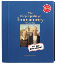Klutz: The Encyclopedia of Immaturity Vol 2-BuyBookBook