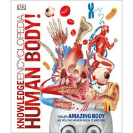 Knowledge Encyclopedia Human Body! (Hardback)-BuyBookBook