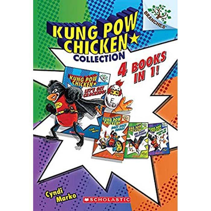 Kung Pow Chicken 4 in 1 (Branches)-BuyBookBook