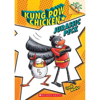 Kung Pow Chicken #05 Jurassic Peck (Branches)-BuyBookBook