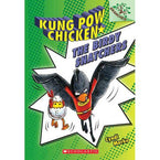 Kung Pow Chicken #03 The Birdy Snatchers (Book + CD)-BuyBookBook