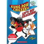 Kung Pow Chicken #01 Let's Get Cracking (Book + CD)-BuyBookBook
