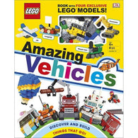 LEGO Amazing Vehicles (with LEGO Mini Models)-BuyBookBook