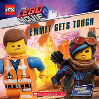 LEGO Movie 2 Emmet Gets Tough-BuyBookBook
