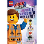LEGO Movie 2 Keeping it Awesomer with Emmet (with Minifigure)-BuyBookBook