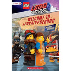LEGO Movie 2 Reader Welcome to Apocalypseburg (with Stickers)-BuyBookBook