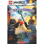 LEGO Ninjago #08 Attack of the Nindroids-BuyBookBook