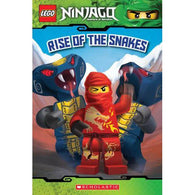 LEGO Ninjago #04 Rise of the Snakes-BuyBookBook
