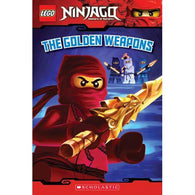 LEGO Ninjago #03 The Golden Weapons-BuyBookBook