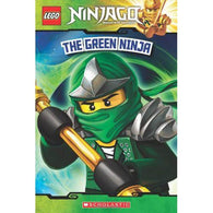 LEGO Ninjago #07 The Green Ninja-BuyBookBook