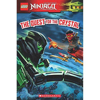 LEGO Ninjago #14 The Quest for the Crystal-BuyBookBook