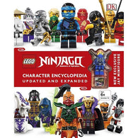 LEGO Ninjago Character Encyclopedia (Hardback with Minifigure)-BuyBookBook