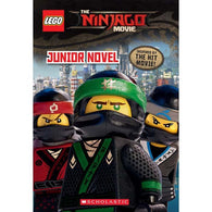 LEGO Ninjago Movie Junior Novel-BuyBookBook