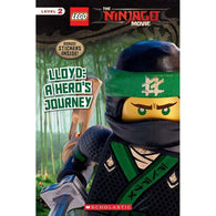 LEGO Ninjago Movie Reader : Lloyd A Hero's Journey-BuyBookBook