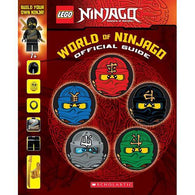 LEGO Ninjago Official #2 World of Ninjago-BuyBookBook