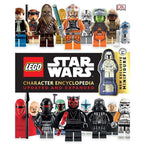 LEGO Star Wars Character Encyclopedia (with Minifigure)-BuyBookBook