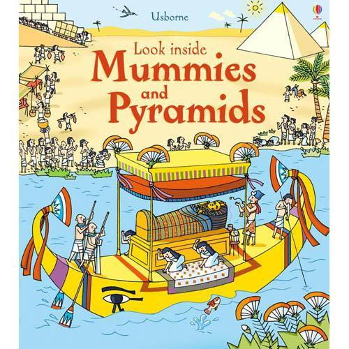 Look inside Mummies and Pyramids-BuyBookBook