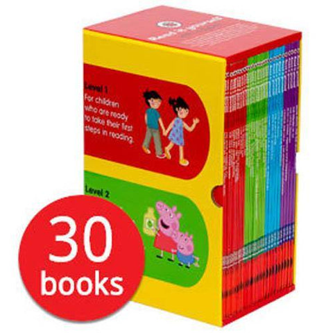 Ladybird Read It Yourself Collection (30 Books)-BuyBookBook