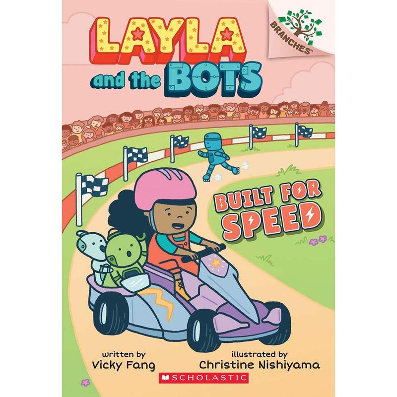 Layla and the Bots