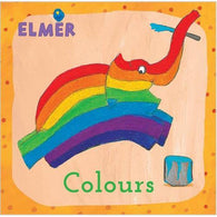Learn with Elmer Collection (4 Books)-BuyBookBook