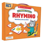 Learning Puzzles Rhyming-BuyBookBook