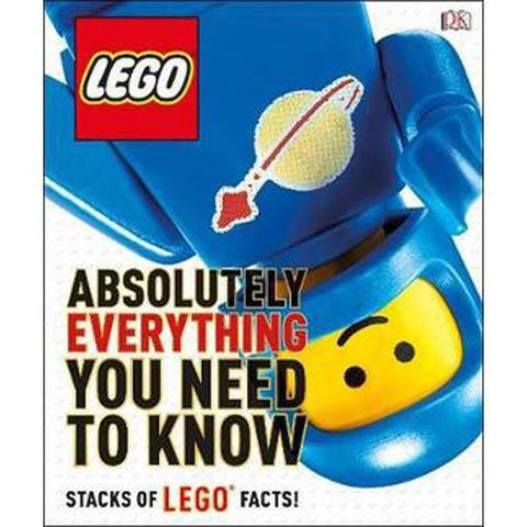 LEGO: Absolutely Everything You Ever Need to Know-BuyBookBook