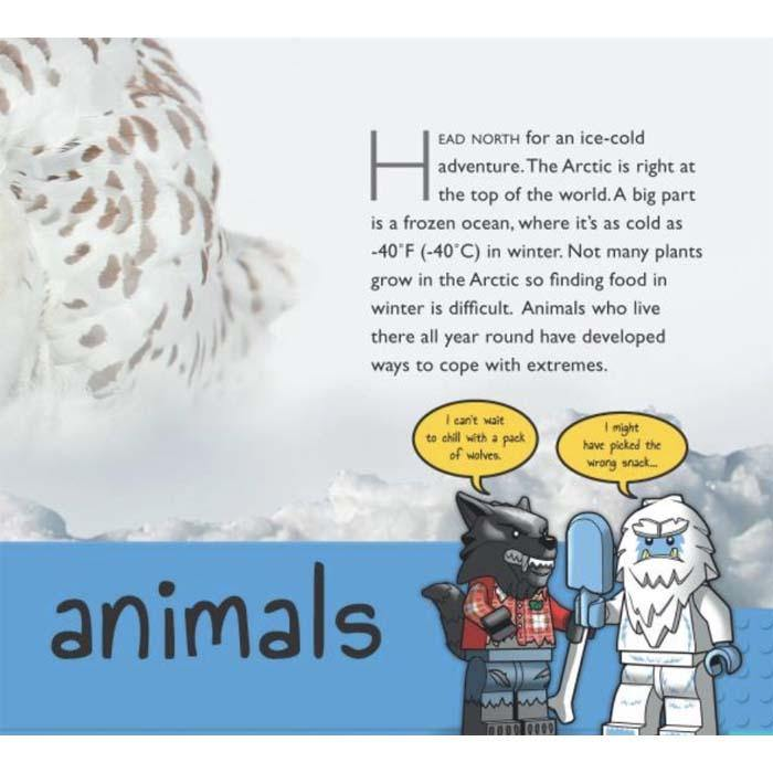 Lego Big Book of Animals-BuyBookBook