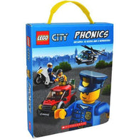 Lego City Phonics Collection (12 Books)-BuyBookBook