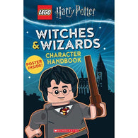 Lego Harry Potter Witches and Wizards Character Handbook-BuyBookBook