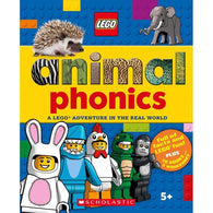 Lego Nonfiction Animal Phonics Collection (10 Books)-BuyBookBook
