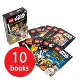 LEGO Star Wars Collection (10 Books)-BuyBookBook