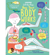 Lift-the-flap How Your Body Works-BuyBookBook