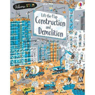 Lift-the-flap Construction and Demolition-BuyBookBook
