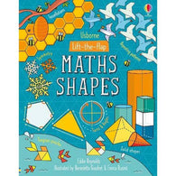 Lift-the-flap Maths Shapes-BuyBookBook