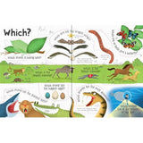 Lift-the-flap Questions and Answers About Animals-BuyBookBook