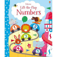 Lift-the-flap Numbers-BuyBookBook