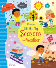 Lift-the-flap seasons and weather-BuyBookBook