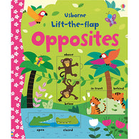 Usborne Lift-the-flap Opposites-BuyBookBook