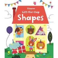 Usborne Lift-the-flap Shapes-BuyBookBook