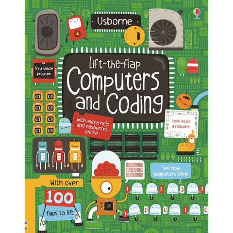 Lift-the-flap Computers and Coding-BuyBookBook