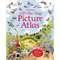 Lift-the-flap picture atlas-BuyBookBook