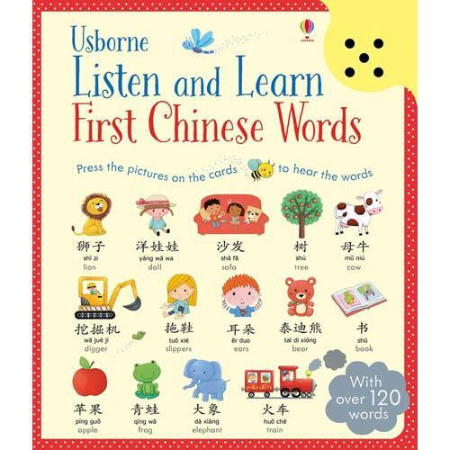 Listen and Learn First Chinese Words-BuyBookBook