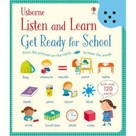 Listen and Learn Get Ready for School-BuyBookBook