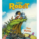Little Robot (Hardcover)-BuyBookBook