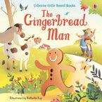 Usborne Little Board Books - The Gingerbread Man-BuyBookBook