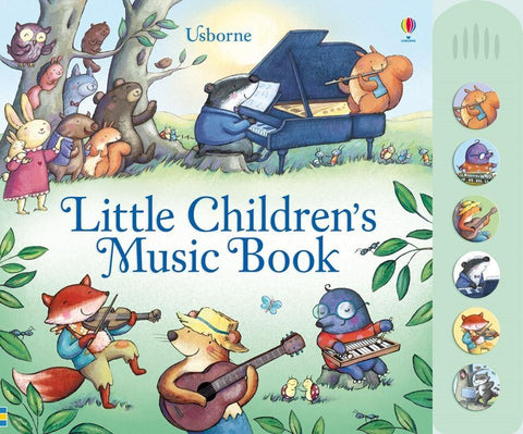 Little children's music book-BuyBookBook