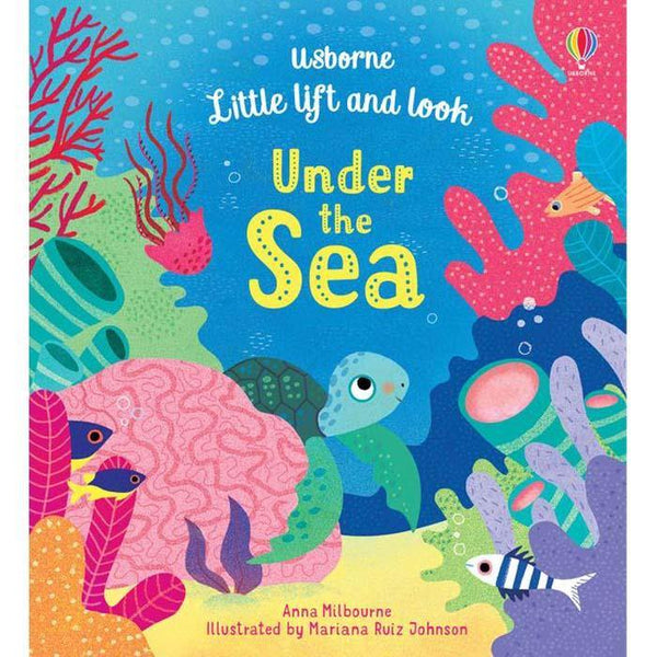 Little Lift and Look Under the Sea-BuyBookBook
